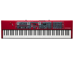 Nord Stage 3 88 Synthesizer_2487