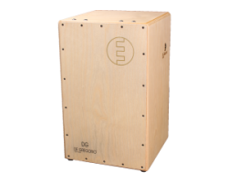 De Gregorio CHANELA Cajon Natural_2517