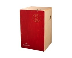 De Gregorio CHANELA Cajon Red_2518