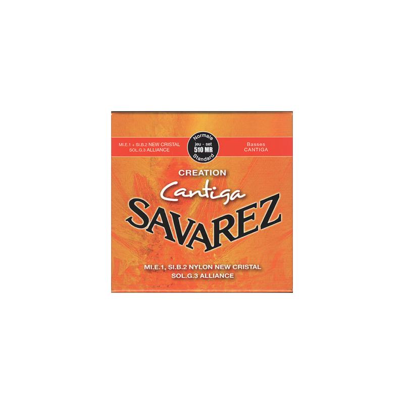 Savarez 510MR Cantiga Classic Saiten Set_2562