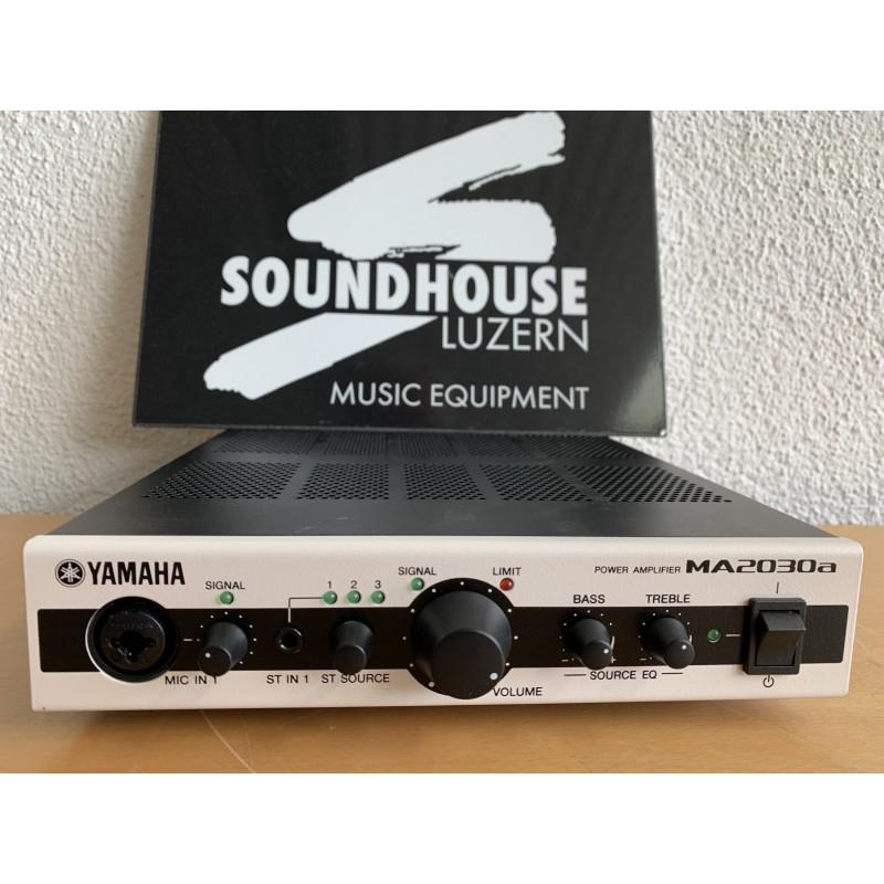 Yamaha MA2030a Mixer-Amplifier neuwertig Occasion_2608