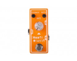 Tone City SUMMER ORANGE PHASE Guitar-Efektpedal_265