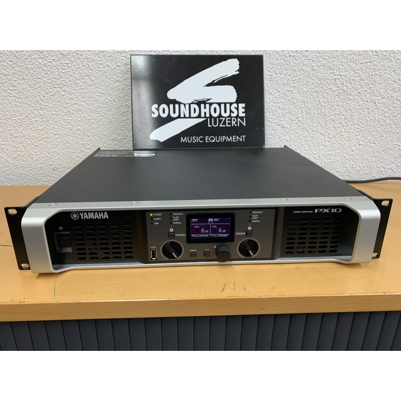 """"""" Yamaha PX10 Endstufe 2HE mit DSP Occasion_2770"""
