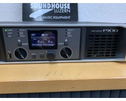 """"""" Yamaha PX10 Endstufe 2HE mit DSP Occasion_2771"""
