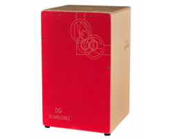 De Gregorio CHANELA Cajon Red_278