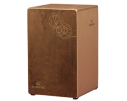 De Gregorio CHANELA Cajon Brown DGC03BR_279