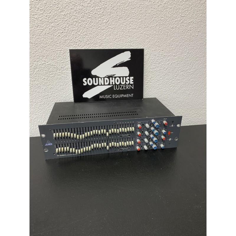 """ Apex Audio GX-232 Equalizer Occasion_2974"