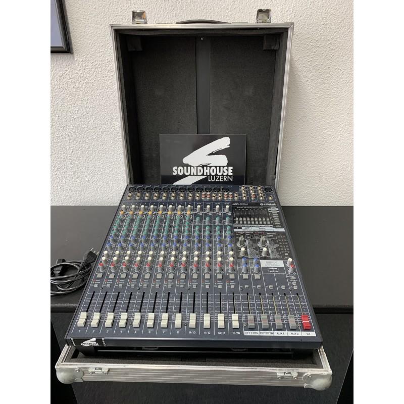 """"""" Yamaha EMX 5016 CF Powermixer  inkl. Case Occasi_2987"""