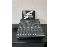 """"""" Yamaha EMX 5016 CF Powermixer  inkl. Case Occasi_2989"""
