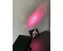 """ Showtec Inferno LED Flammeneffekt Occasion_3012"