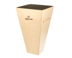 De Gregorio SIBONEY Cajon Brown_313
