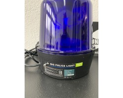""""""" Showtec 80362 Large Police Light Blue Occasion_3130"""