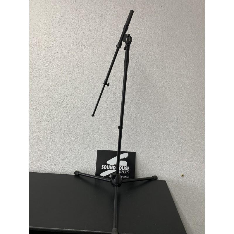 """"""" K&M 210/9 Mikrofonständer mit Schwenkarm Occasio_3246"""