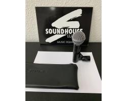 """ Shure SM58 Gesangs-Mikrofon, dynamisch Occasion_3265"