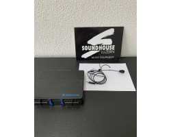 """ Sennheiser HSP 4-ew Headset black Occasion_3298"