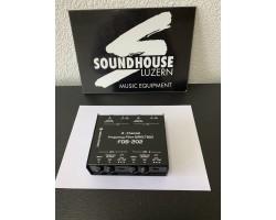 """"""" Schulz FDB 202 DI Box Occasion_3351"""