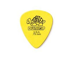 Dunlop Picks TORTEX STANDARD .73mm_356