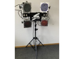""""""" Showtec 4 Channel Speedy Chase Bar Occasion_3600"""