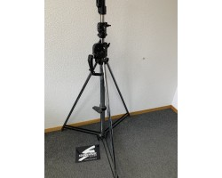 """ Manfrotto Wind-Up Stand MAX. 30Kg Occasion_3603"