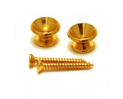 Fender Strap Button, Gold_366