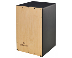 De Gregorio COMPASS Cajon Natural/Black_370