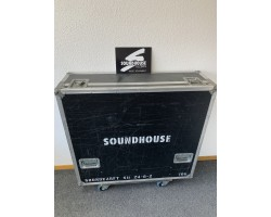 """ MGM Case  für Soundcraft 24-8-2 Occasion_3708"