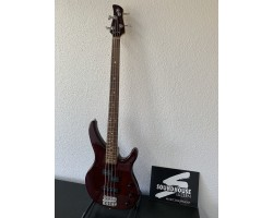 Yamaha TRBX174 EW RTB  Bassgitarre, Rot Beer_3771