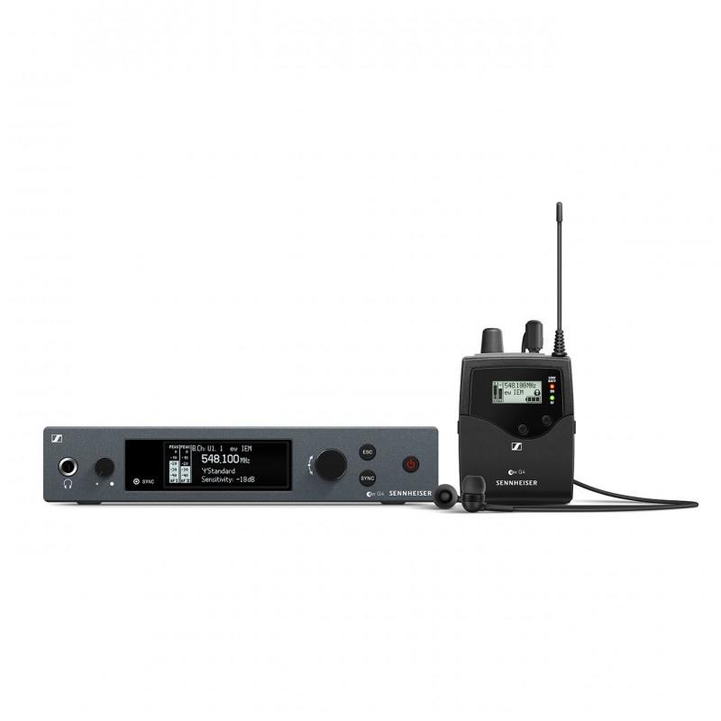 Sennheiser ew IEM G4-B In Ear System_3936