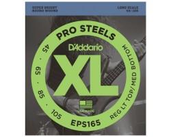 D'Addario EPS165 ProSteels XL Saiten für E-Bass_408