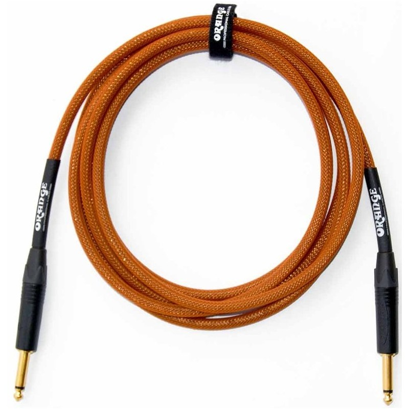 Orange CA-JJ-STIN-OR-30 Instrument Cable 9m Orange_442