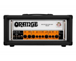 Orange RK100H MKIII-BLK Guitar Head Black_454
