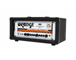 Orange RK100H MKII-BLK Guitar Head Black_460