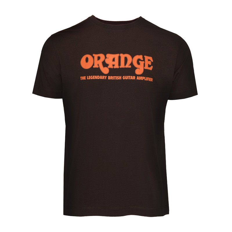 Orange MC-T-SHIRT-BRN-S, T-Shirt_517