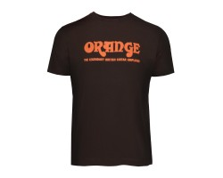 Orange MC-T-SHIRT-BRN-M, T-Shirt_518
