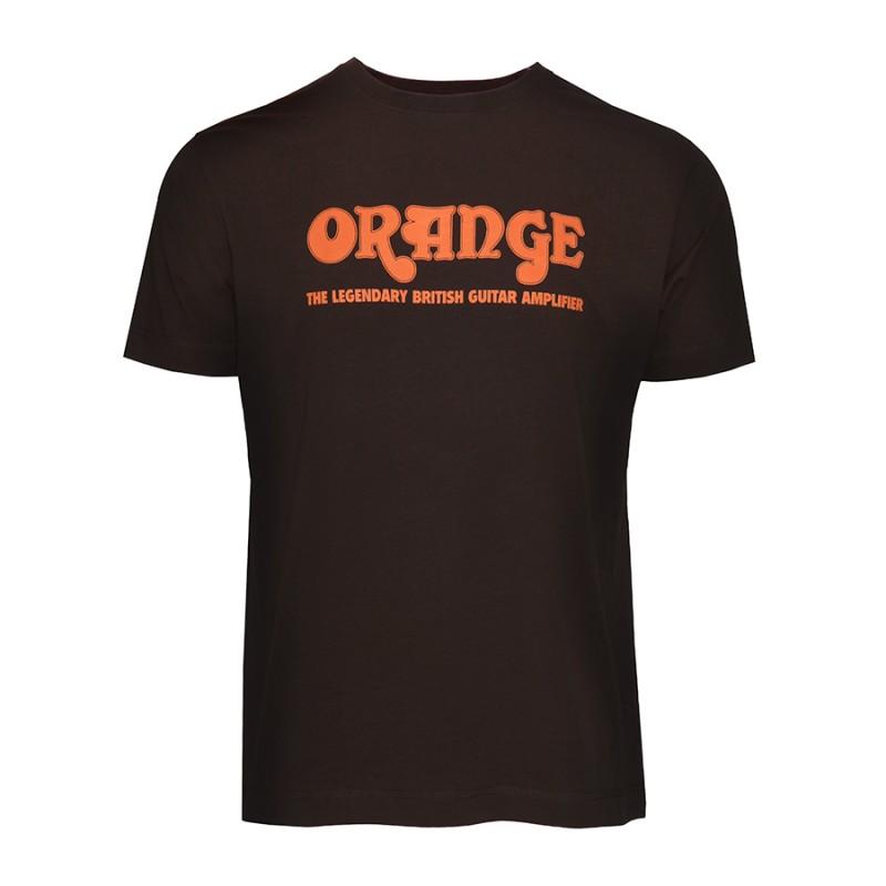 Orange MC-T-SHIRT-BRN-L, T-Shirt_519