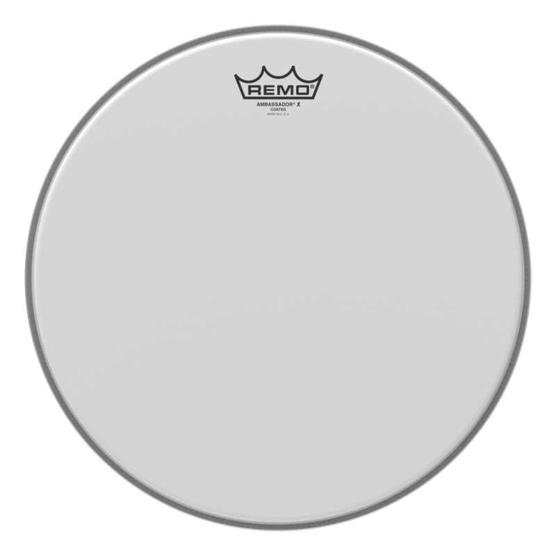 "Remo 25-ax/0110/00 Ambassador X Fell 10"" coated_577"