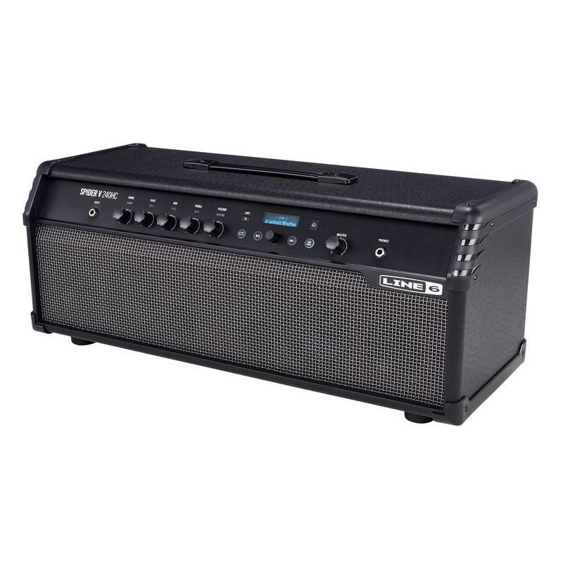 Line 6 Spider V 240 H Guitar Amp Head_609