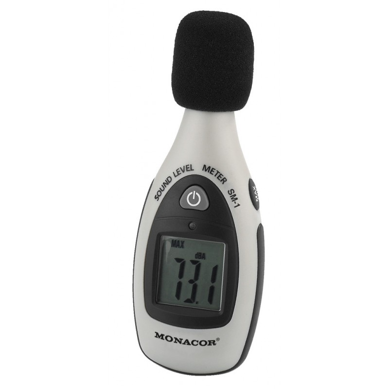Monacor SM-1 Sound Level Meter_618