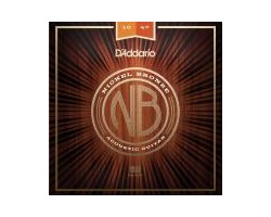 D'Addario NB1047 Acoustic Gitarren-Saiten_702