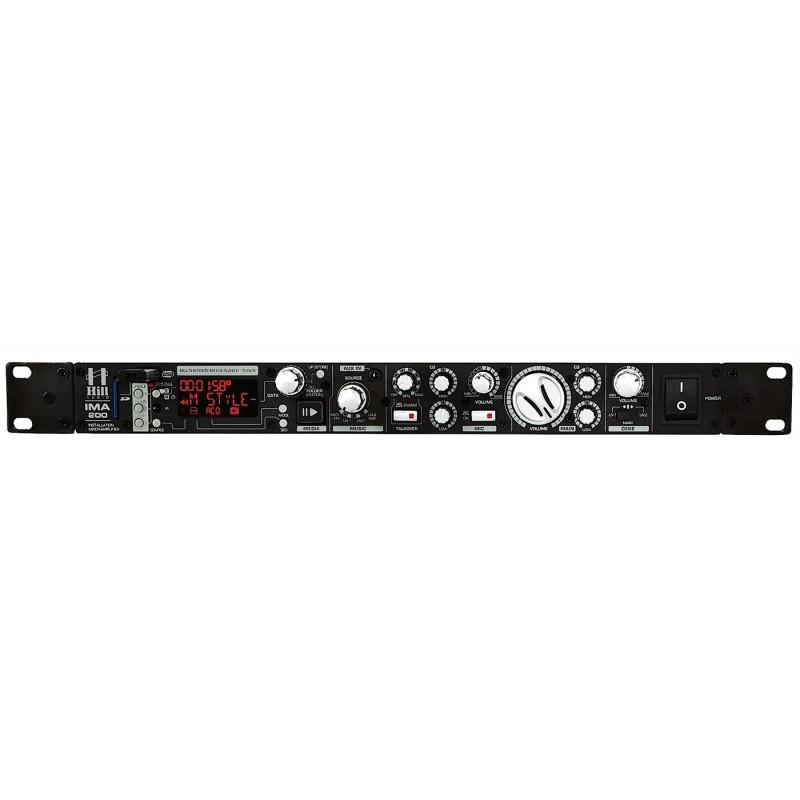 Hill Audio IMA200 Mischverstärker_721