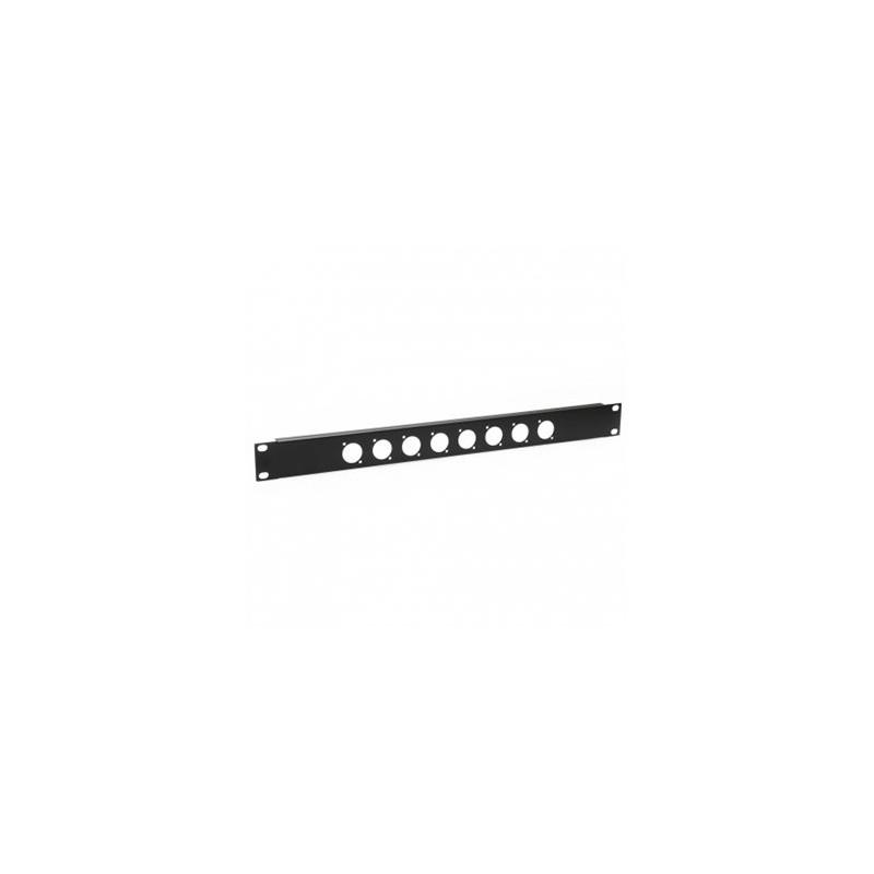 Penn Elcom R1269/1Uk 1HE-Rackblende/8 Neutrik D_762