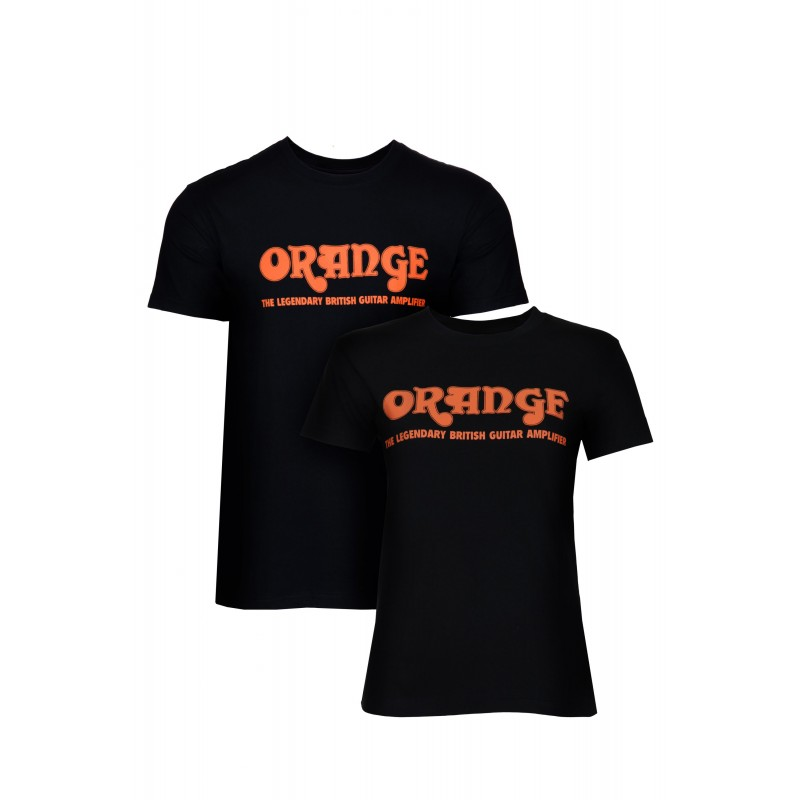 Orange MC-T-SHIRT-BLK-L, T-Shirt_802