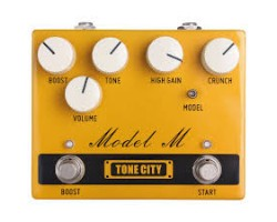 Tone City Model M Deluxe Guitar-Effektpedal_805