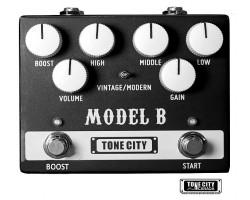 Tone City Model B Deluxe Guitar-Efektpedal_813