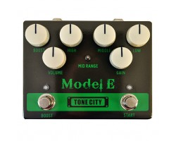 Tone City Model E Deluxe Guitar-Effektpedal_892