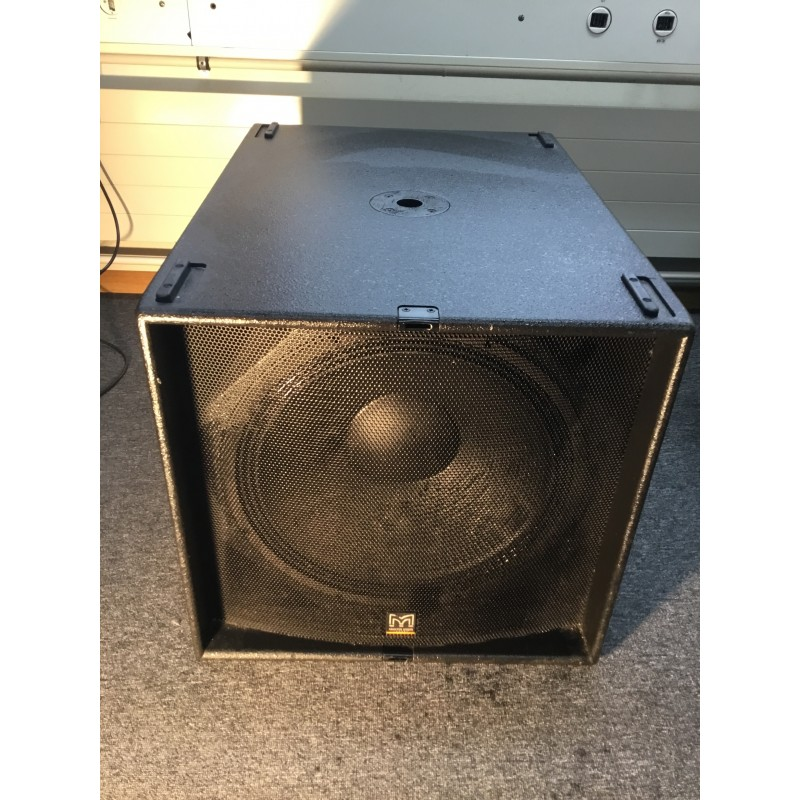 Martin Audio WS18X Basslautsprecherbox Occasion_949